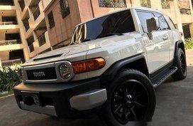Well-kept Toyota FJ Cruiser 2016 for sale