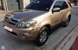 2008 Toyota Fortuner FOR SALE