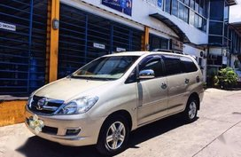 RUSH SALE Toyota Innova 2008 G top of the line