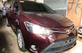 2018 Toyota Vios E Dual VVTI Automatic Transmission