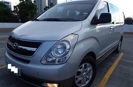 Loaded. Must See. Hyundai Grand Starex VGT AT 2010