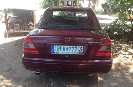 C220 Mercedes Benz AMG 1995 for sale
