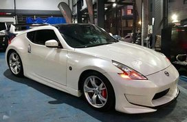 2011 Nissan 370Z Touring White Coupe For Sale
