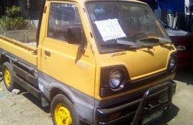 Suzuki Multicab Dropside Yellow For Sale