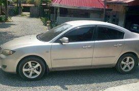 2004 Mazda 3 1.6 Automatic Beige For Sale