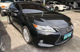 2013 Lexus ES 350 Black Sedan For Sale