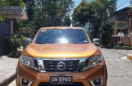 Nissan Calibre NP300 2017 Brown For Sale