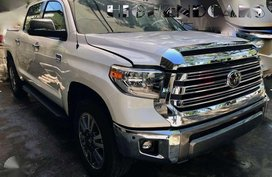 2018 Toyota Tundra 1794 Edition New Look