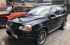 Volvo XC90 2012 Black Top of the Line For Sale