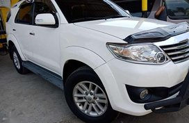 2014 Toyota Fortuner G Gas Engine Automatic Transmission