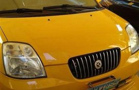 Kia Picanto Sporty Look 2006 Yellow For Sale