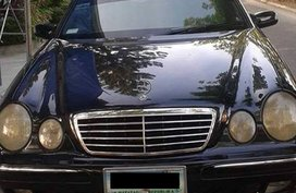 2001 Mercedes-Benz E-Class for sale in Quezon City