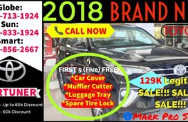 Brand New Toyota Fortuner G DSL AT 2019 Available now Call 09988562667 Brand New Casa Sale