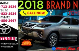 2019 Brand New Only Call: 09258331924 Now! Toyota Fortuner V DSL 2.4 AT