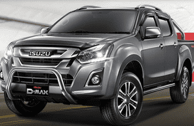Isuzu Philippines introduces genuine accessories for D-Max and MU-X