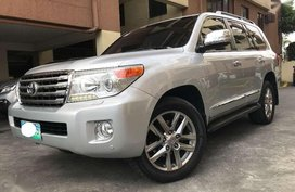 2012 Toyota Landcruiser VX local 20 mags diesel not 2011 2013 2014