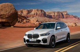 BMW X5 2019 officially launched with a more rugged look & extra techs