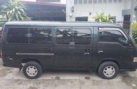 Green Nissan Urvan best prices for sale in Cavite - Philippines