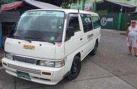 2013 Nissan Urvan Express For Sale