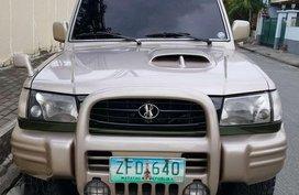 Good as new HYUNDAI Galloper 2 2001 for sale