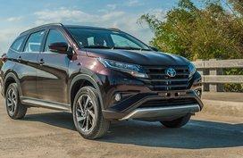 RUSH THE ALL IN PROMO Toyota Rush 2018
