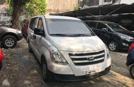 2016 Hyundai Starex tci diesel manual 8tkms lang