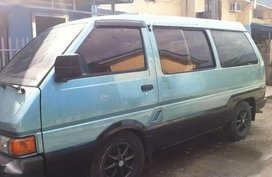 Nissan Vanette 12 Seater Van Green For Sale