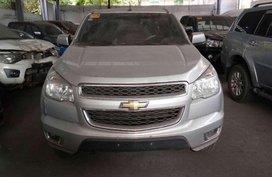 Chevrolet Colorado 2015 manual WC 1436 For sale