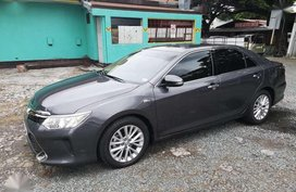 2016 Toyota Camry Automatic 2.5V Almost New 2975 kms only First Owned