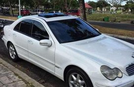 Mercedes Benz C200 W203 2000 FOR SALE