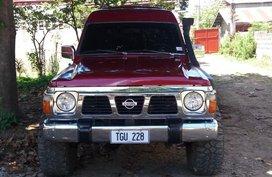 Nissan Patrol Safari Exexutive series