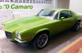 1970 Chevrolet Camaro Z28 2nd Generation Manual Transmission