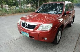 Mazda Tribute Automatic 2009 Red For Sale