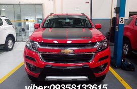 Brand new Chevrolet Trailblazer 2018 for sale