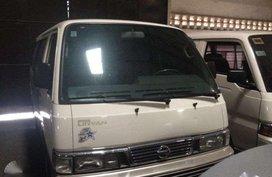 2013 Nissan Urvan 2.7L MT Dsl RCBC PRE OWNED CARS