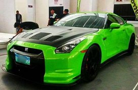 2013 Nissan GTR R35 FOR SALE