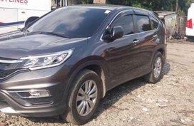 2017 Honda CRV AT 2.0 FOR SALE