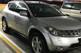 2006 Nissan Murano, 3.5V6, AWD, Automatic (6speed-CVT)