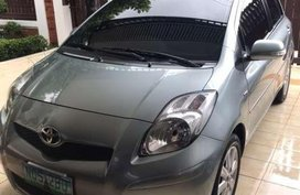 2010 Toyota Yaris 1.5 AT Gray For Sale