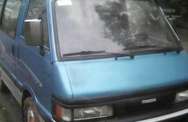 Fresh Mazda Power Van 1998 Blue For Sale
