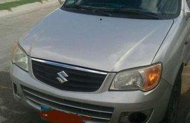 Suzuki Alto K10 2012 Manual Silver For Sale
