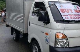 2011 Hyundai H100 diesel manual For sale