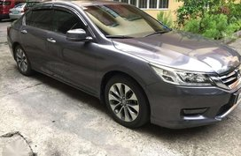 Honda Accord 2014 AT Gray Sedan For Sale