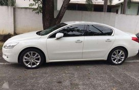 2014 Peugeot 508 AT Diesel for sale