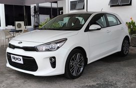 Kia Rio New 2018 Model White For Sale
