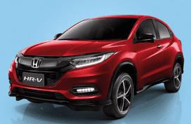 Facelifted Honda HR-V 2018 for Thai market asks for 949,000 baht