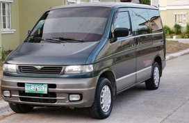 Mazda Friendee 1995 2.5 Green Van For Sale