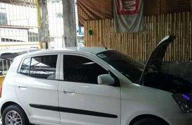Kia Picanto 2006 lx AT White For Sale