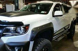 Chevrolet Colorado 2015 White Pickup For Sale