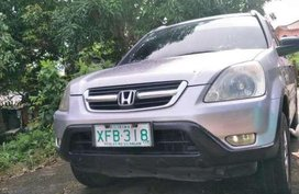 Honda CRV 2002 Matic 3nd-Row For Sale